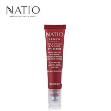 Natio Renew 眼部精华走珠(roll-on ES) 16ml