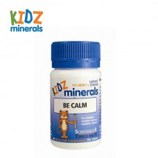 KIDZ minerals Be Calm安神助睡眠片 100片