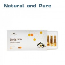 Natural and Pure 麦卢卡 蜂蜜 蜂王浆 面膜 套装 80ml